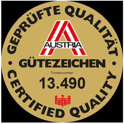 Austria Gütezeichen